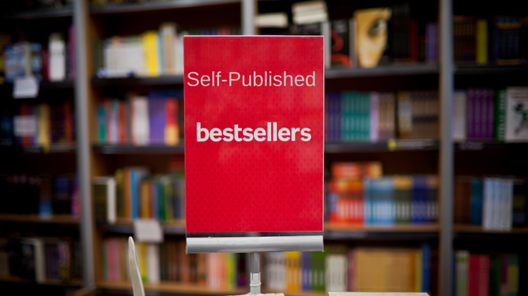 Self-published authors must prepare to market their own books
