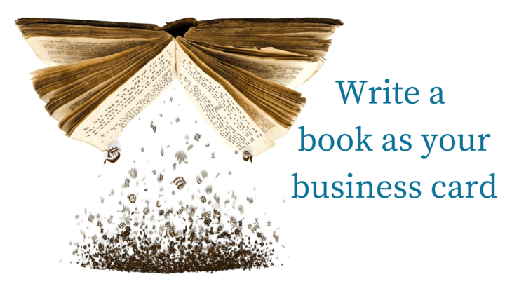 Write Non-Fiction Books as a Marketing Tool