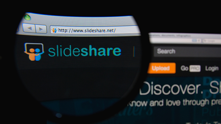 Increase Brand Visibility with Slideshare