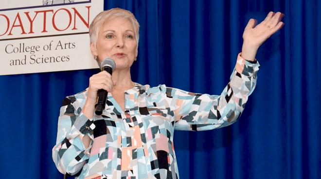 Cindy Ratzlaff Speaking