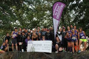 2013 Athletes to End Alzheimer's Team