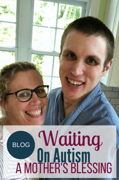 Waiting on Autism A Mother's Blessing Pinterest