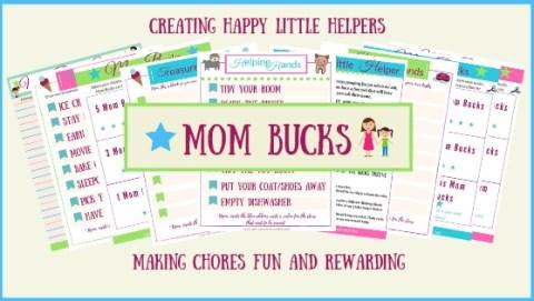 Mom Bucks Feature Photo