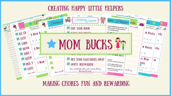 Mom Bucks Feature Photo