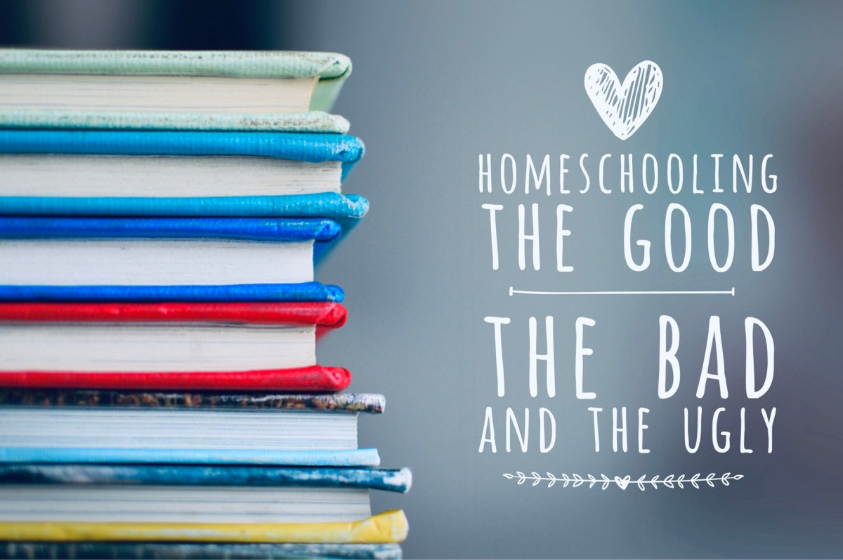 Homeschooling Secrets: The Good and The Bad