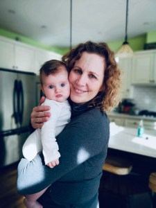 Cindy and her granddaughter Alice