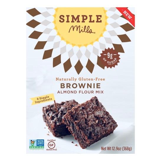 Simple Mills Brownies
