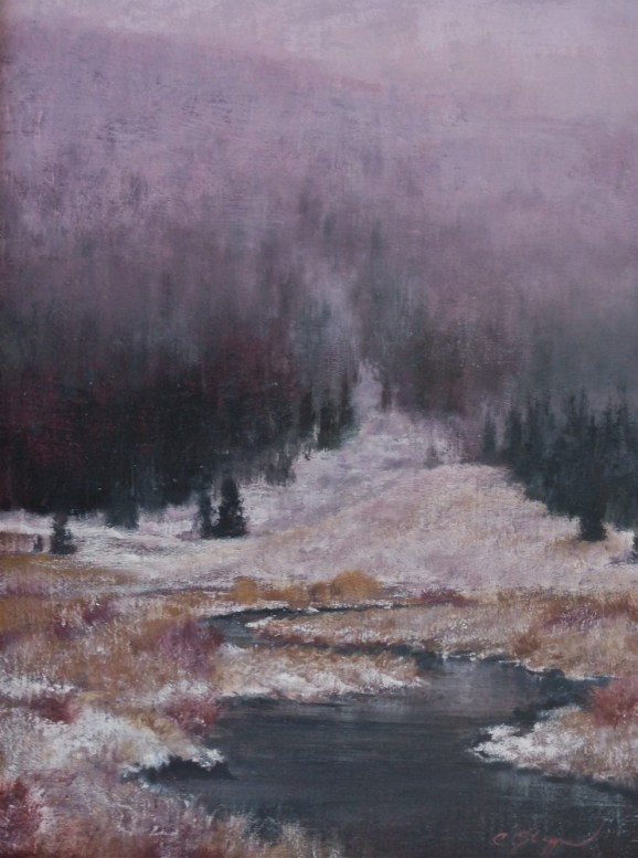 First Snow (SOLD)