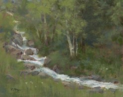 Along Indian Creek
