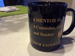 Mentor mug