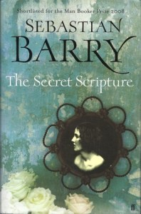 The Secret Scripture by Sebastian Barry/Cindy Thomson Irish books