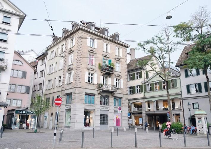 buildings in Switzerland