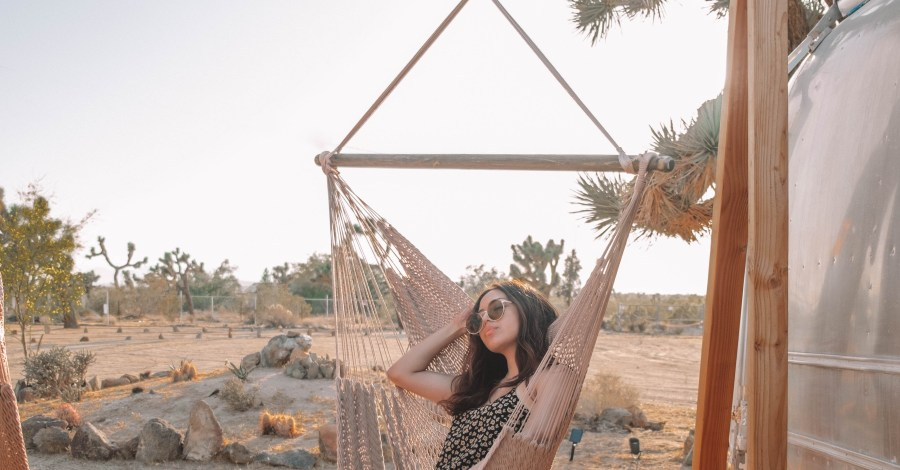 Joshua tree hammock