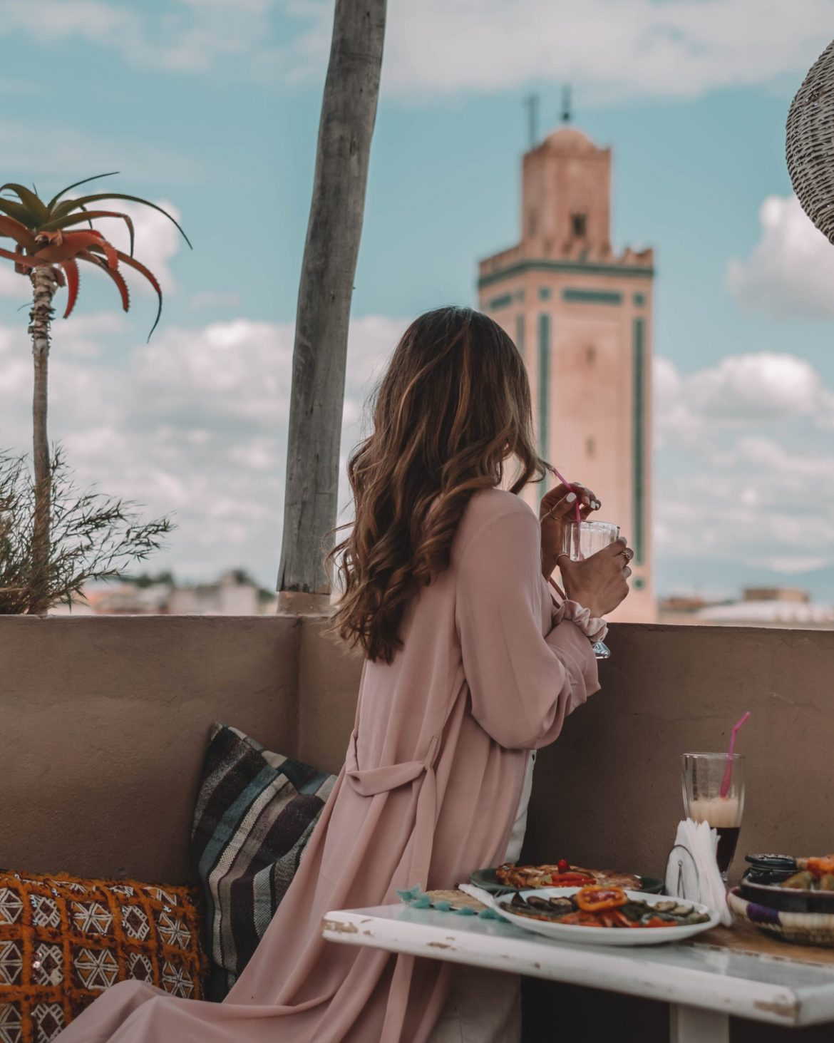 Atay Cafe Marrakech - a quick travel guide to Marrakech