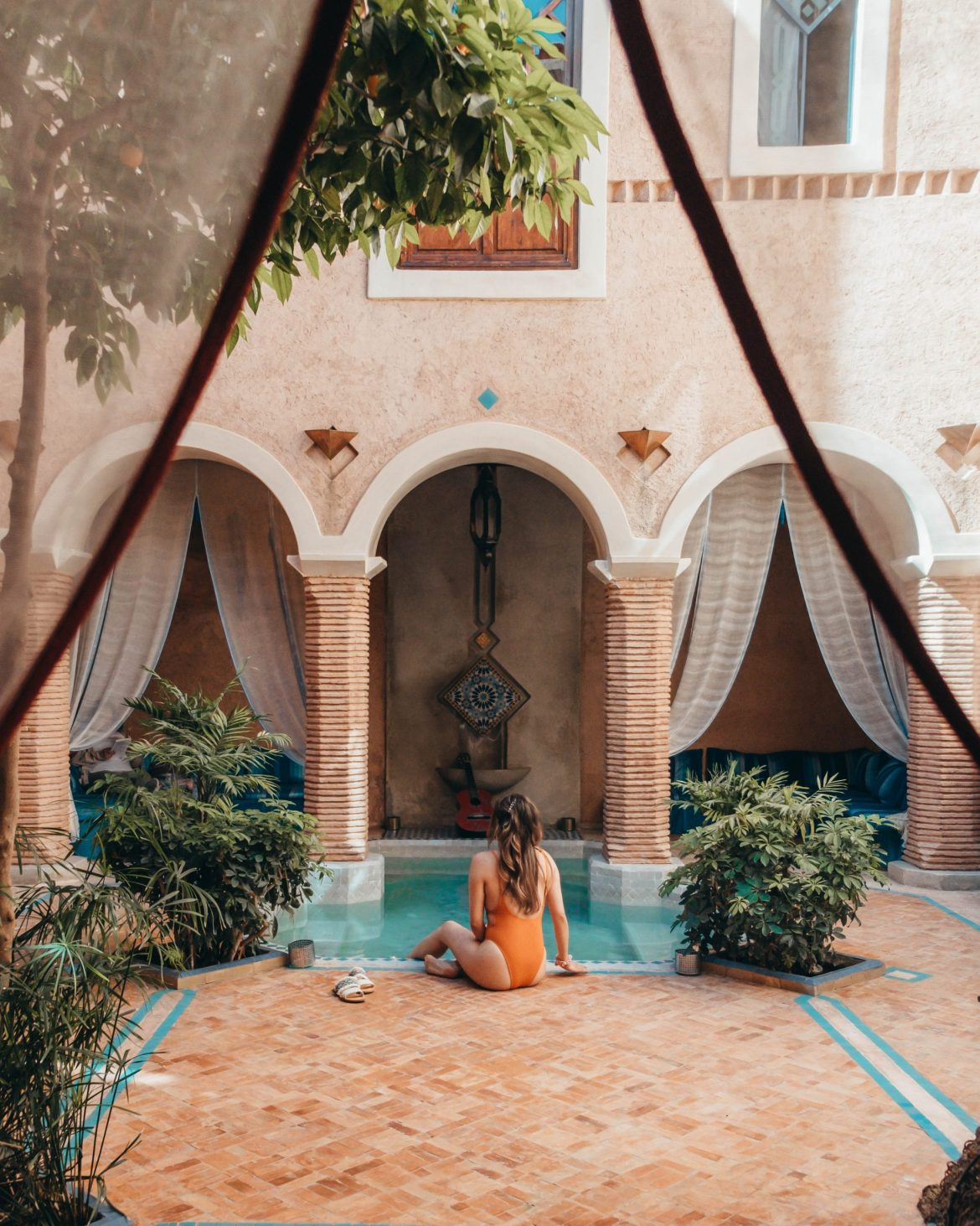 dreamy riad in Marrakech - a quick travel guide to Marrakech