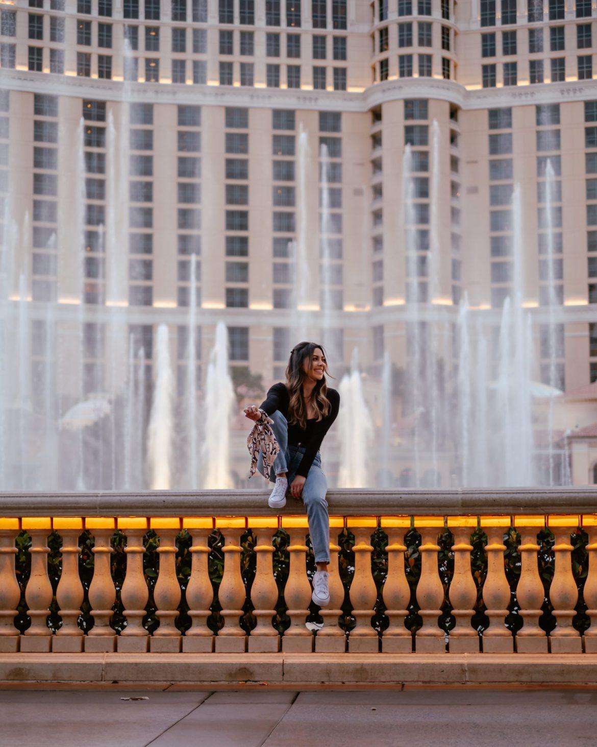 Fountains at the Bellagio, Las Vegas, Nevada