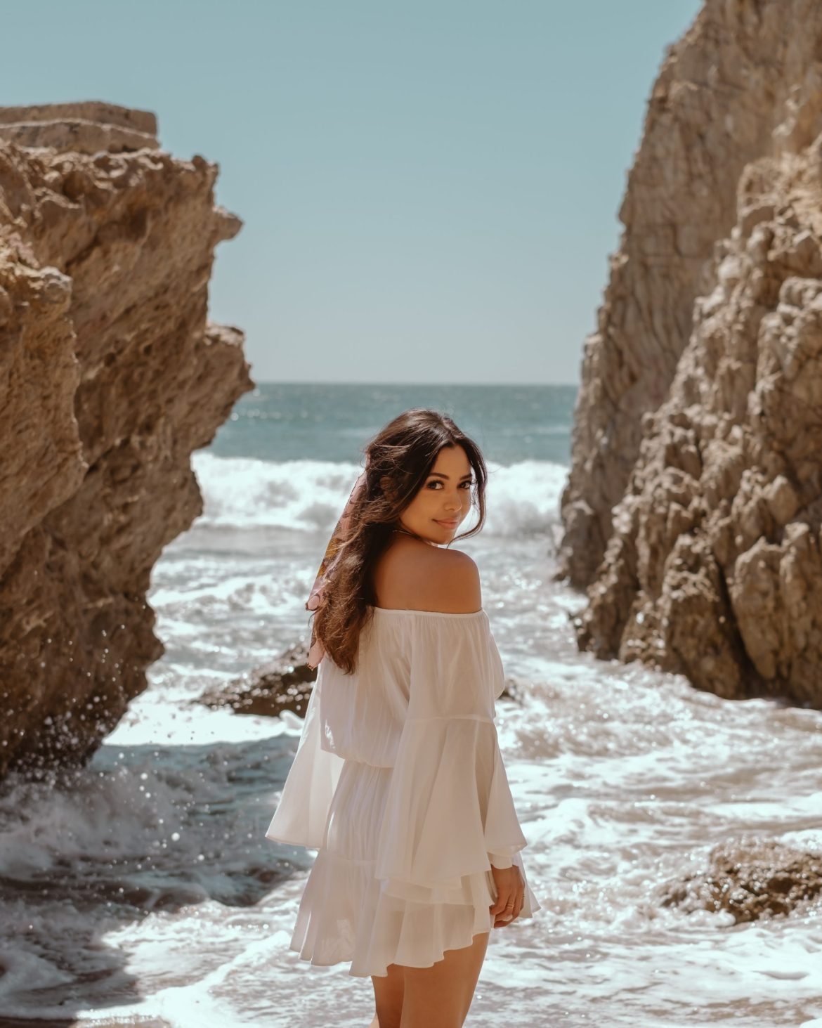 El Matador Beach, Malibu - 16 places to to visit in California
