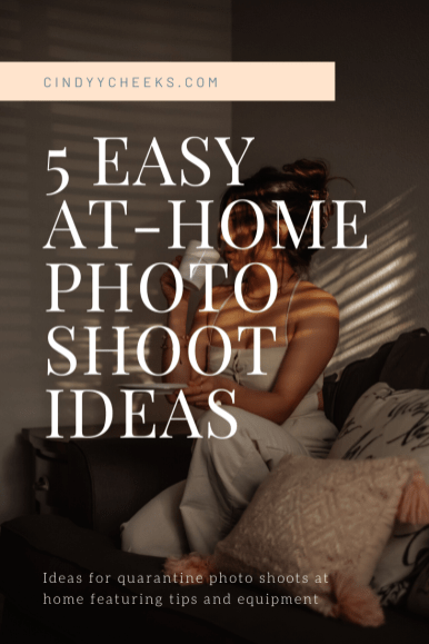 easy photoshoot ideas