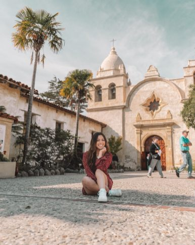 carmel mission, carmel by the sea, travel - Best Stops To Make Along the Californian Coast