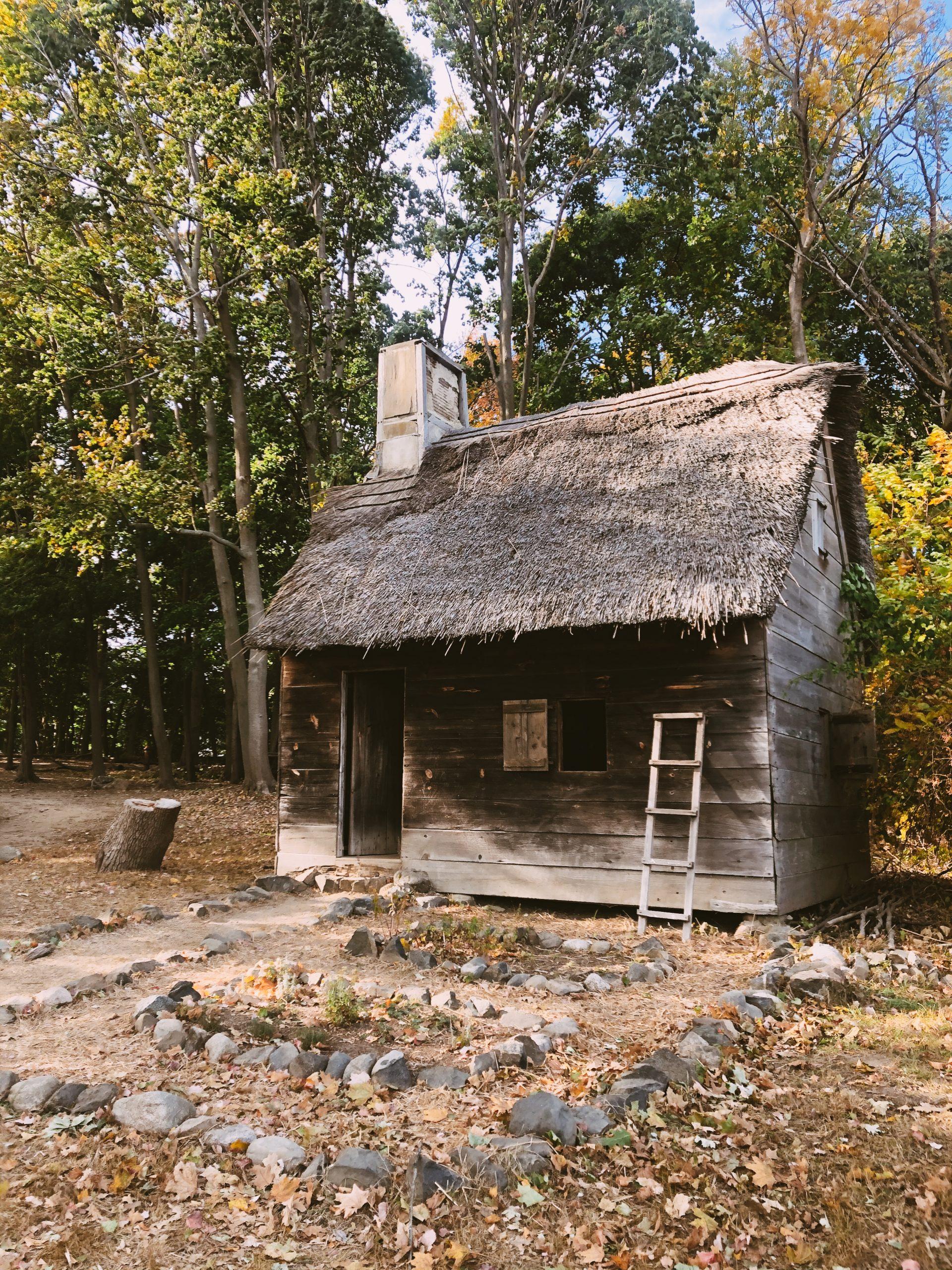 cottage form Salem Pioneer Village