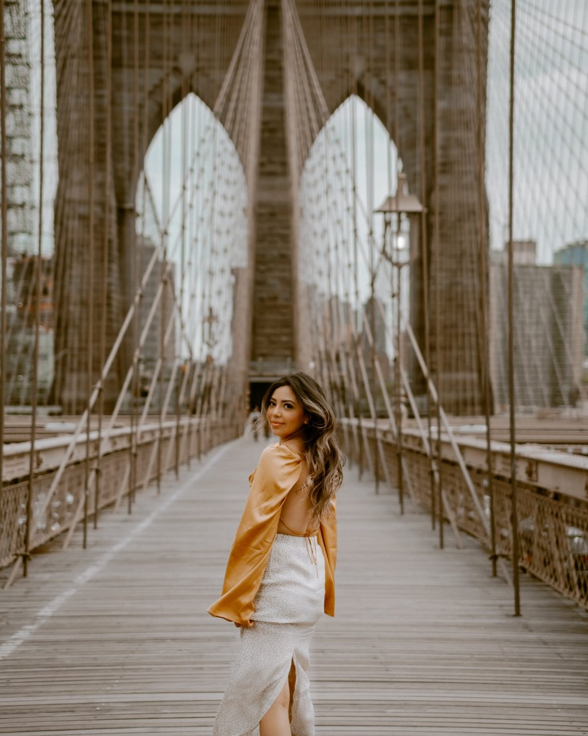 17 Best Instagram Worthy Spots in New York | Brooklyn Bridge