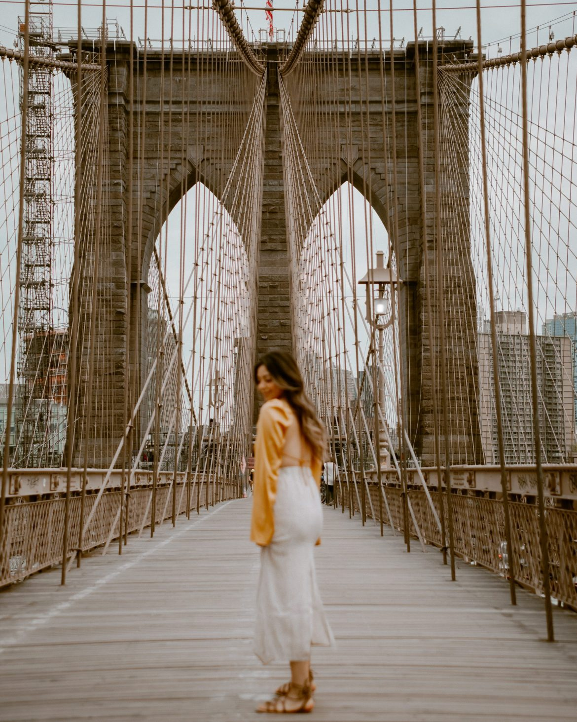 Brooklyn Bridge Photo Ideas