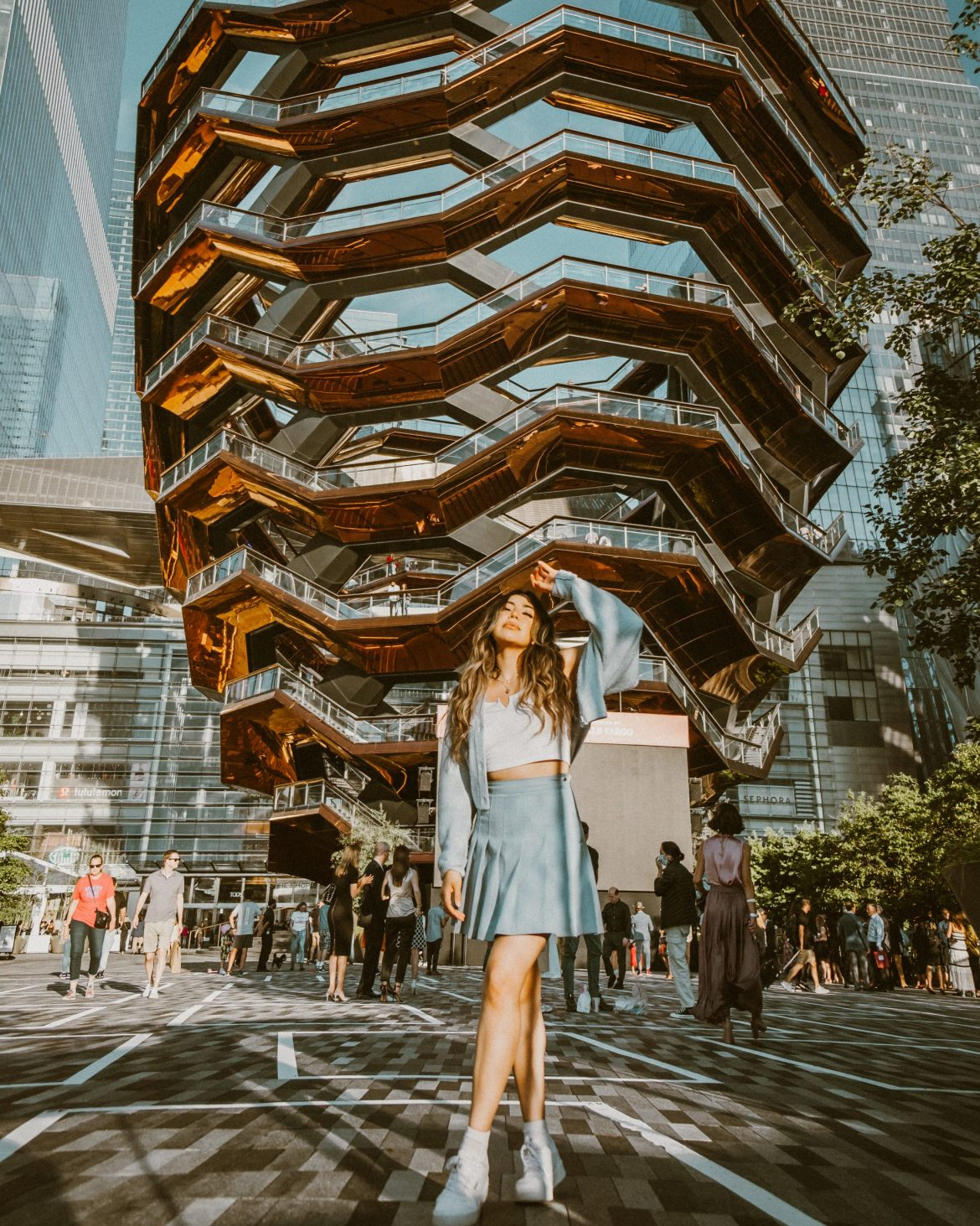 17 Best Instagram Worthy Spots in New York | The Vessel New York