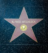 allée des stars Hitchcock