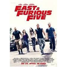"""Fast and furious 5"" le meilleur de la saga"