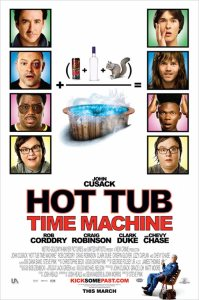 Film Review: 'Hot Tub Time Machine'