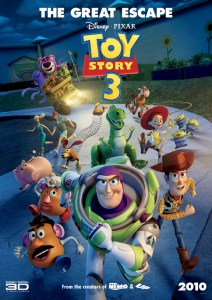 Theatrical Releases: 'Toy Story 3'