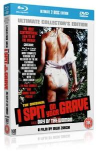 Competition: 'I Spit On Your Grave' DVD giveaway *closed*
