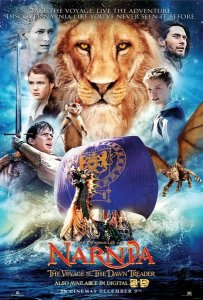 Theatrical Releases: The Chronicles of Narnia: The Voyage of the Dawn Treader