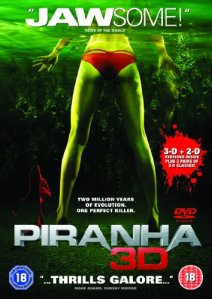 DVD Review: 'Piranha 3D'