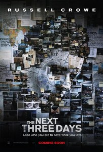 Film Review: 'The Next Three Days'