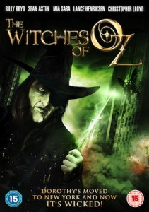 DVD Review: 'The Witches of Oz'