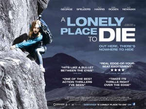 Competition: Win 'A Lonely Place to Die' premiere tickets *closed*
