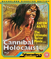 Blu-ray Review: 'Cannibal Holocaust'