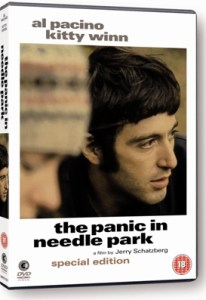DVD Review: 'The Panic in Needle Park'
