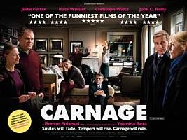 LFF 2011: 'Carnage'