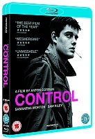Competition: 'Control' Blu-ray giveaway *closed*