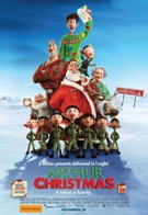 Film Review: 'Arthur Christmas'
