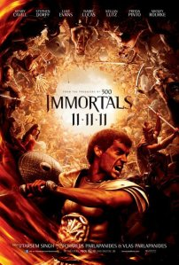 Competition: 'Immortals' hoodie & bag set giveaway *closed*