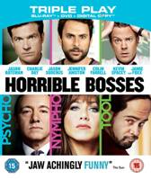 DVD Review: 'Horrible Bosses'