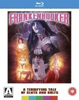 Blu-ray Review: 'Frankenhooker'