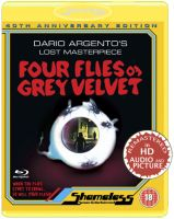 Blu-ray Review: 'Four Flies on Grey Velvet'