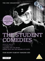 DVD Review: 'The Student Comedies' (The BFI Ozu Collection)
