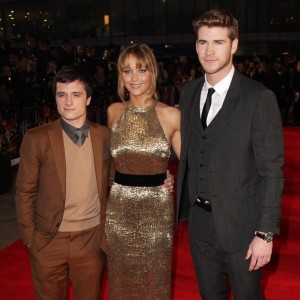 Red Carpet: 'The Hunger Games' European Premiere