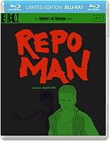 Blu-ray Review: 'Repo Man'