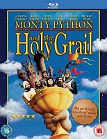 Blu-ray Review: 'Monty Python and the Holy Grail'